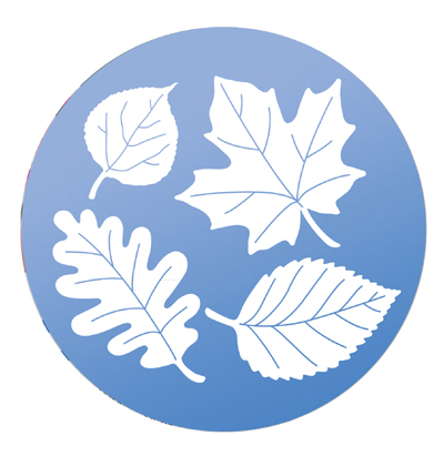 Leaf Medley Window Alert