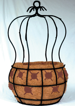 16 Inch Double Tier Imperial Basket Replacement Liner