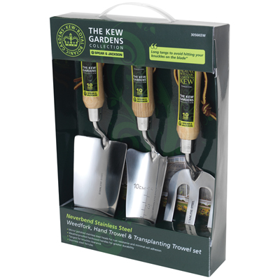 Stainless 3-Piece Gift Set