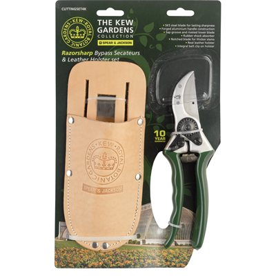 Heavy Duty Bypass Pruner and Holster Set
