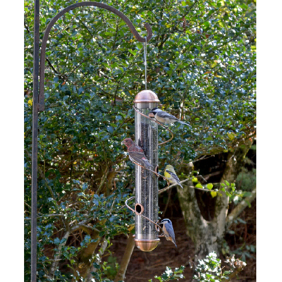 17 Inch Mixed Seed or Sunflower Feeder