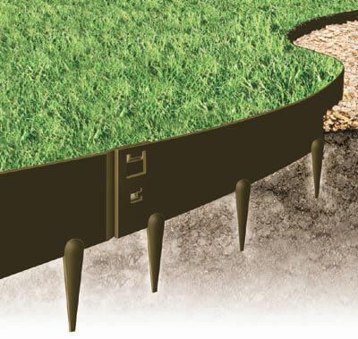 EverEdge Heavy Duty Lawn Edging