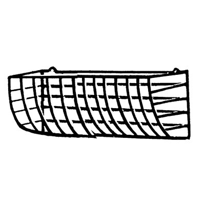 80 Inch Expandable Euro Classic Hayrack 40 Inch Middle Section Extension & Molded Coco Fiber Liner Set