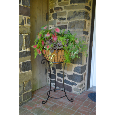 Basket Display Stand Without Basket-Large