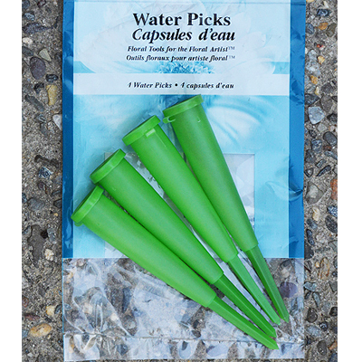 Water Picks (Pack of 4)
