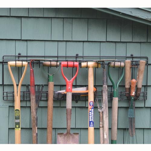 Metal Tool Rack - Large