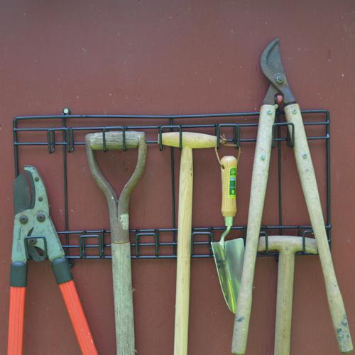 Metal Tool Rack - Small