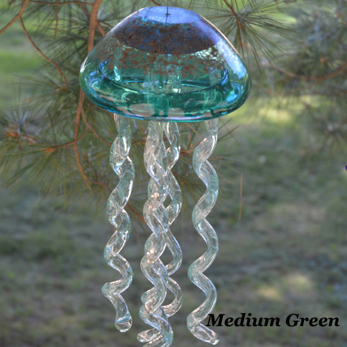 Jelly Fish Wind Chimes