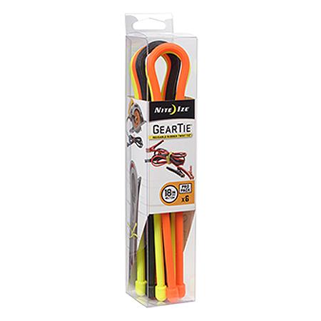 Gear Ties® Twist Kit (Assorted Colors) - 5 Lengths
