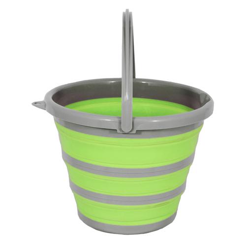 Collapsible Bucket-Medium Green