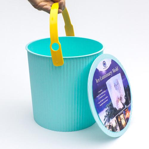 "Ice Luminary Mold ""The Bucket"""