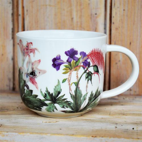 Kew Bee Floral Mug