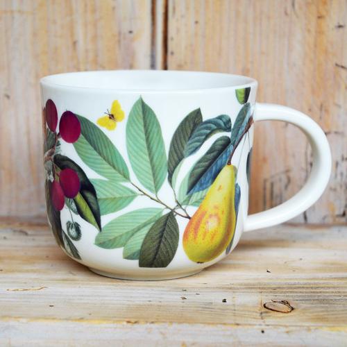Kew Fruit and Floral Mug