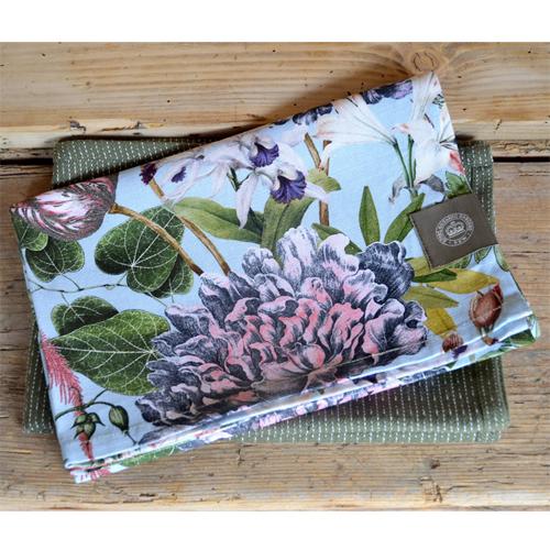 Kew Bee Floral Tea Towel