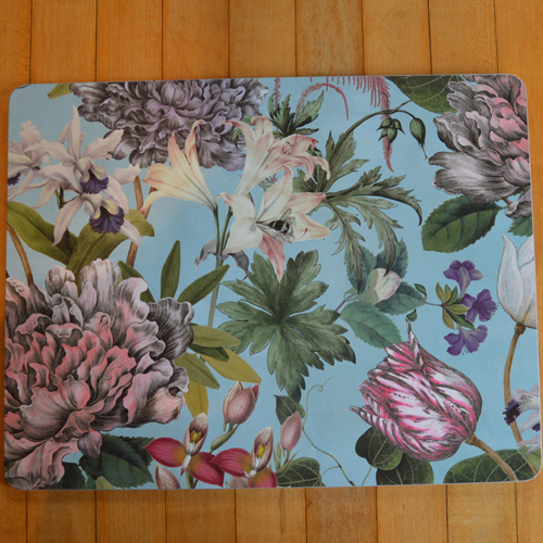Kew Bee Floral Placemats