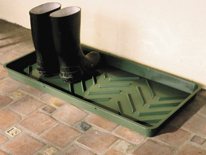 Boot and Plant Tray