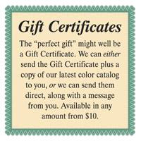 Kinsman Company Gift Certificate