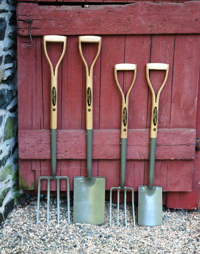 Spear /& Jackson Neverbend Stainless Steel Gift Set Fork Spade Shovel Digging