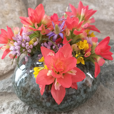 Vases and Flower Arrangers