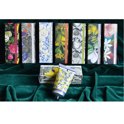 Kew Gardens Soaps, Hand Creams and Hand Sanitizers