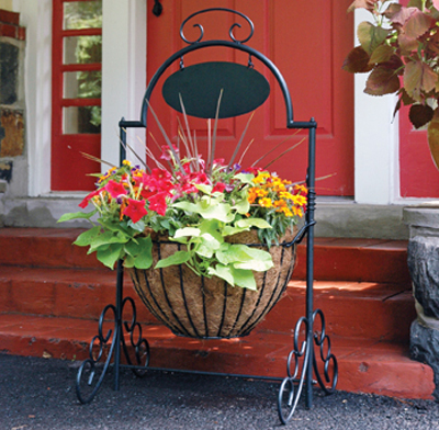 Welcome Planter