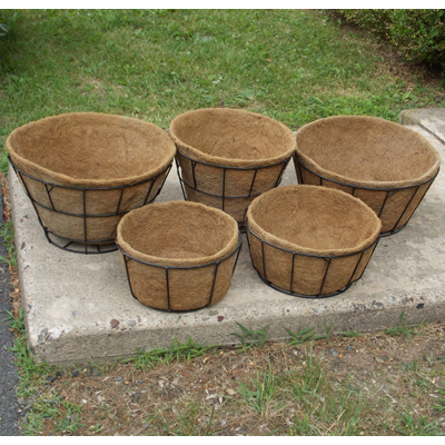 Basic Basket Liners Without Holes