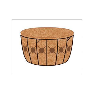 Basic Basket Planters