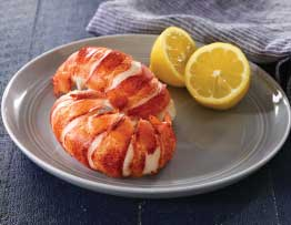 Pre-Cooked Lobster Tails