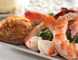 Legal Sea Foods Signature Seafood Dinner