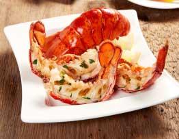 fresh lobster tail