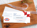 $ Gift Certificates