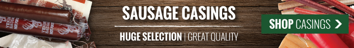 Huge Selection, Great Quality | Shop Sausage Casings
