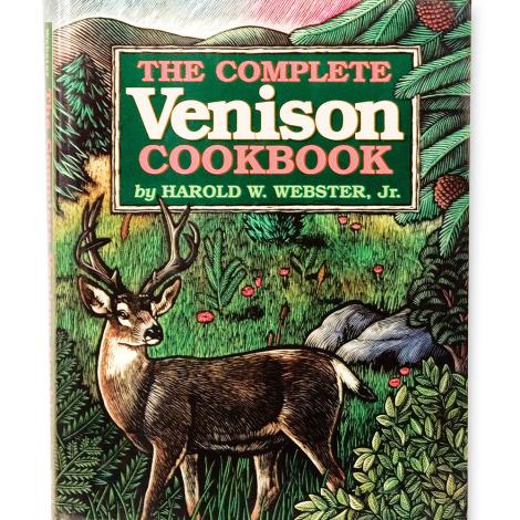 Complete Venison Cookbook