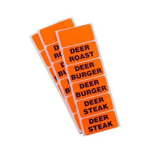 Freezer Label Set