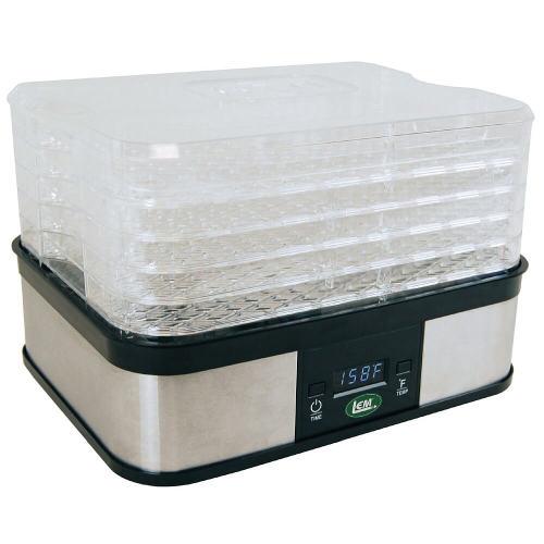 5-Tray Digital Dehydrator