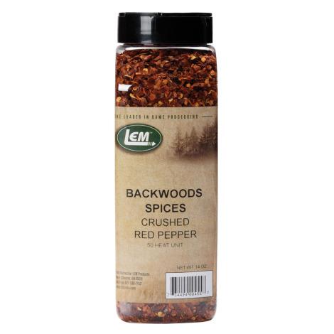 Backwoods Crushed Red Pepper