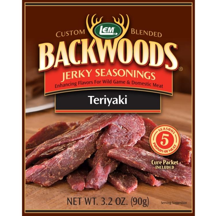 Backwoods Teriyaki Jerky Seasoning