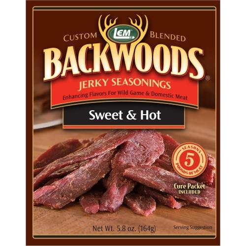 Backwoods Sweet & Hot Jerky Seasoning