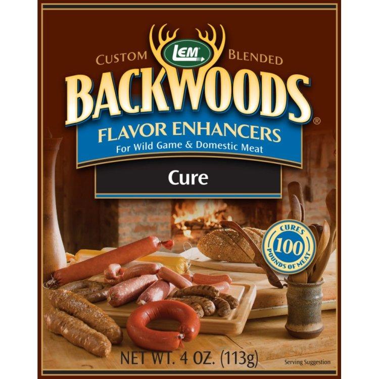 Backwoods Cure - 4 oz. Bag