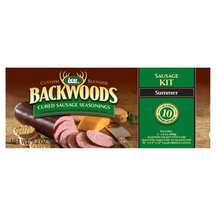 Backwoods Summer Sausage Kits