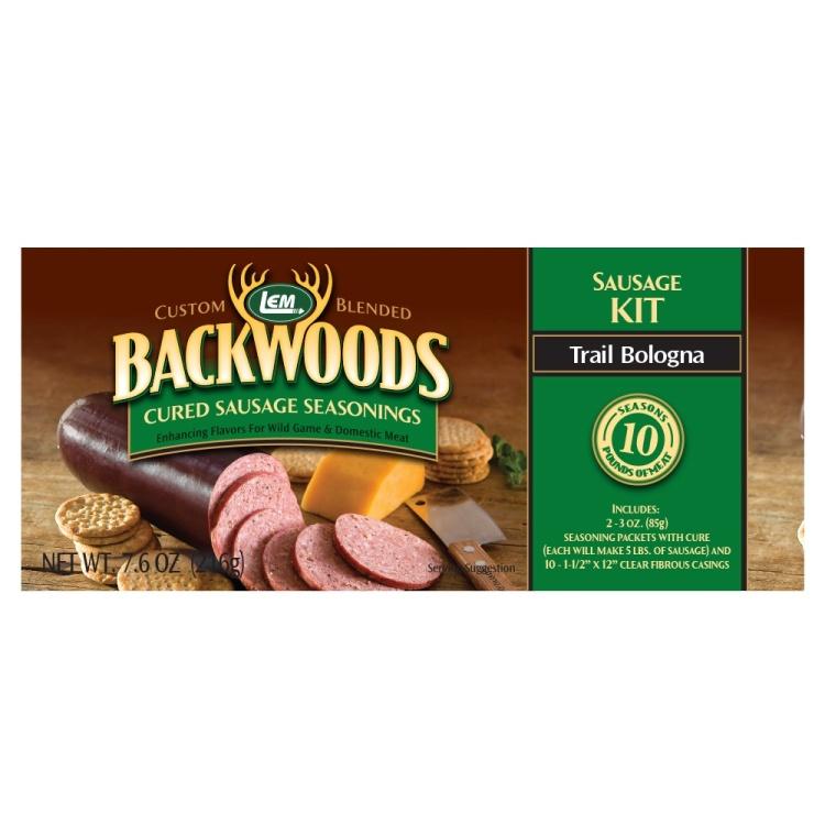Backwoods Trail Bologna Kits