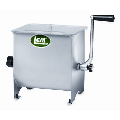Refurbished 20 lb. Capacity Stainless Steel Mixer