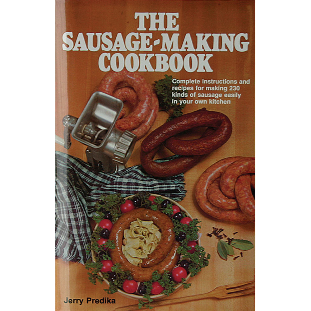 the sausage making cookbook lem products