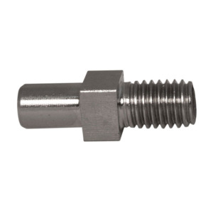 Auger Stud for # 10 Stainless Steel Hand Grinder # 821