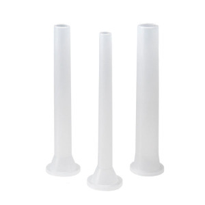 "Stuffing Tubes for #1606 - Set Of 3 Plastic 1-9/16"" Base"