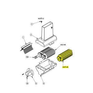 Schematic - Complete Jerky Slicer Driven Shaft