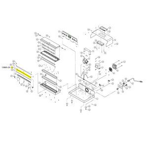 Schematic - Heating Element for MaxVac Vacuum Sealers