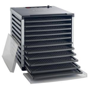 Mighty Bite 10-Tray Double Door Countertop Dehydrator