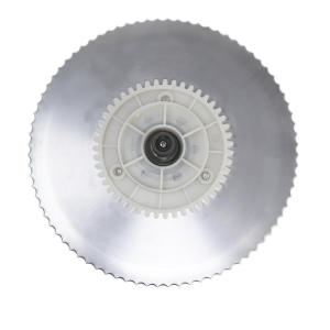 Serrated Blade for 7.5 Inch Slicer 1129 - Rear Face