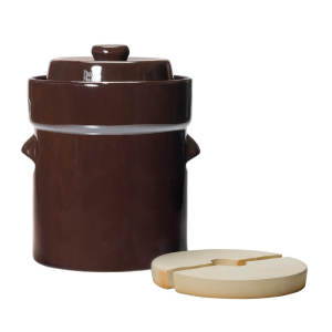 Traditional Style Water-Seal Crock Sets